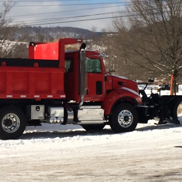 Snow Removal & Maintenance